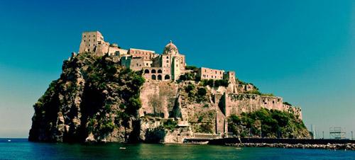 Last minute ischia il castello aragonese for Soggiorni a ischia last minute